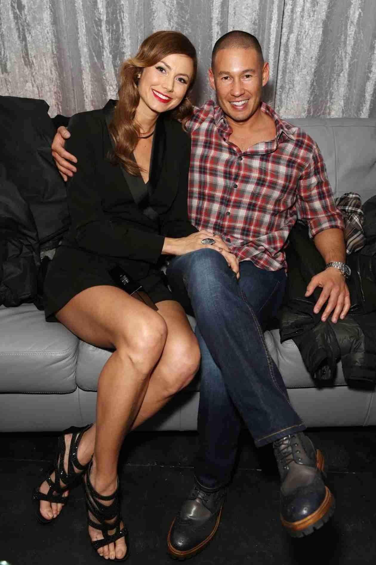 Stacy Keibler Welcomes Daughter! Her Name Is… (VIDEO)