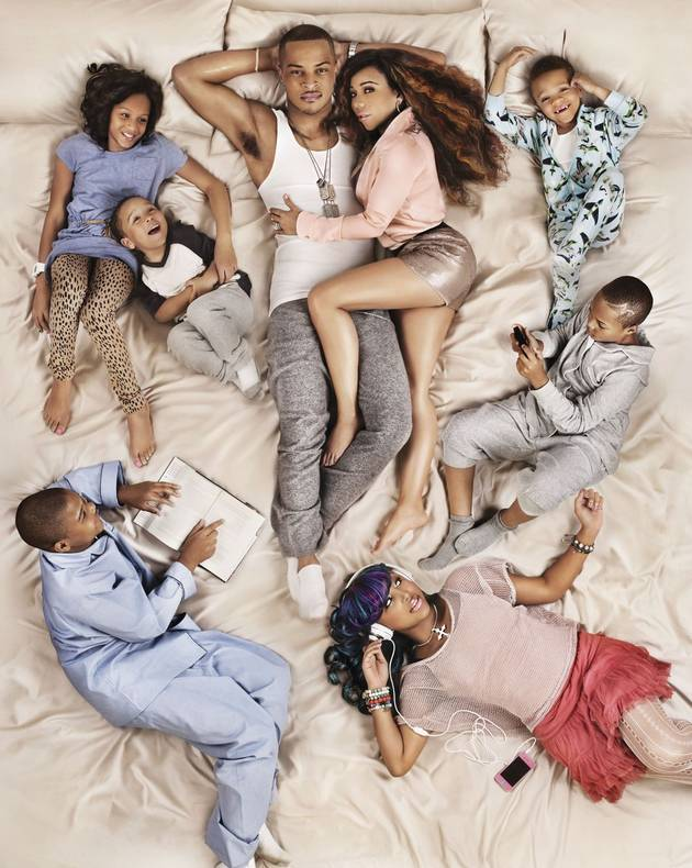 T.I. & Tiny: The Family Hustle Comes Back to TV This August!