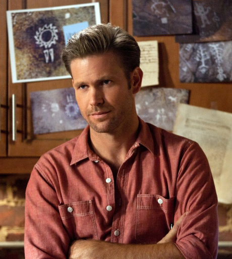 Matt Davis Almost Quit The Vampire Diaries For Good — Here's Why!
