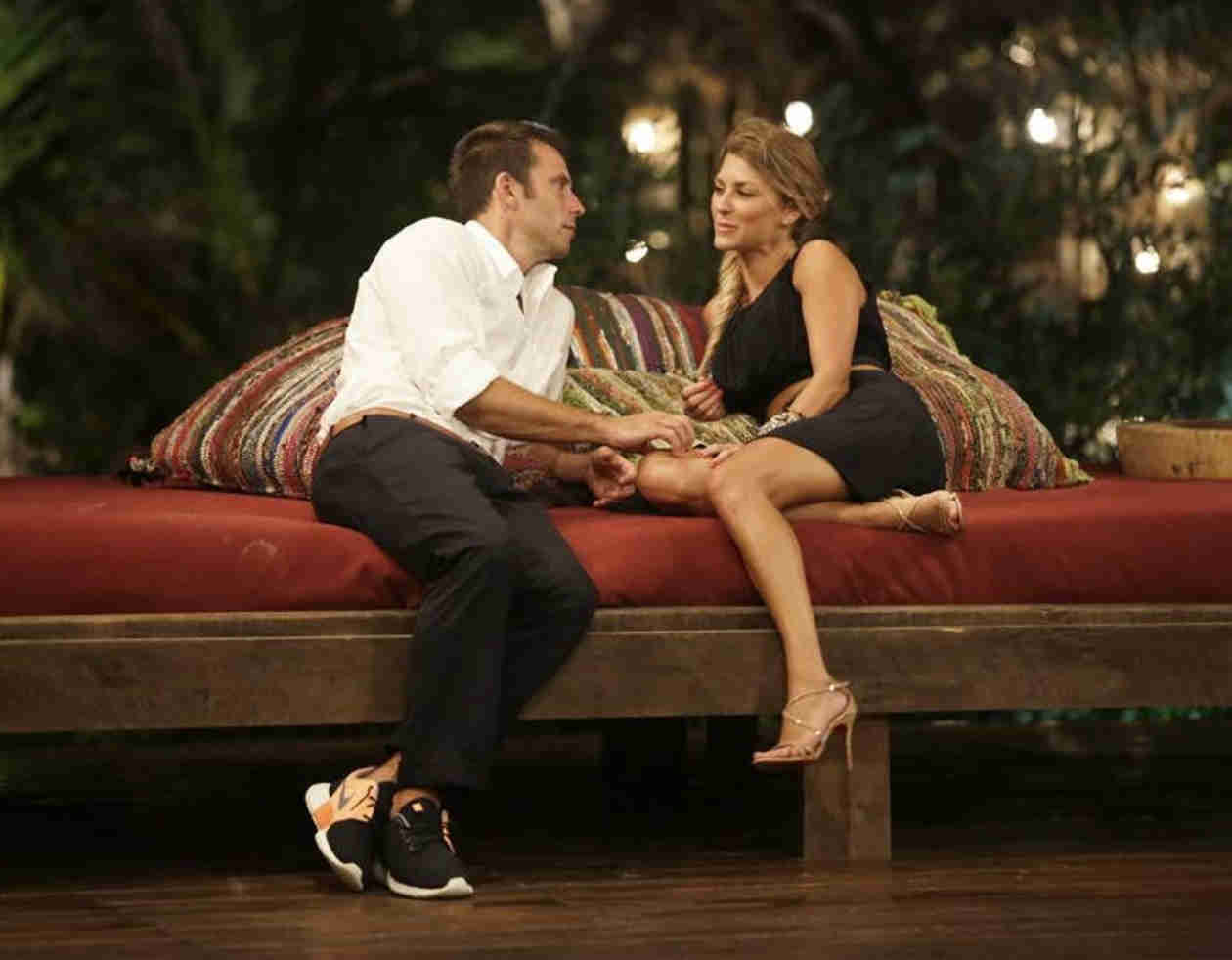 Bachelor in Paradise's Graham Bunn: Why He Gave AshLee Frazier a Second Chance