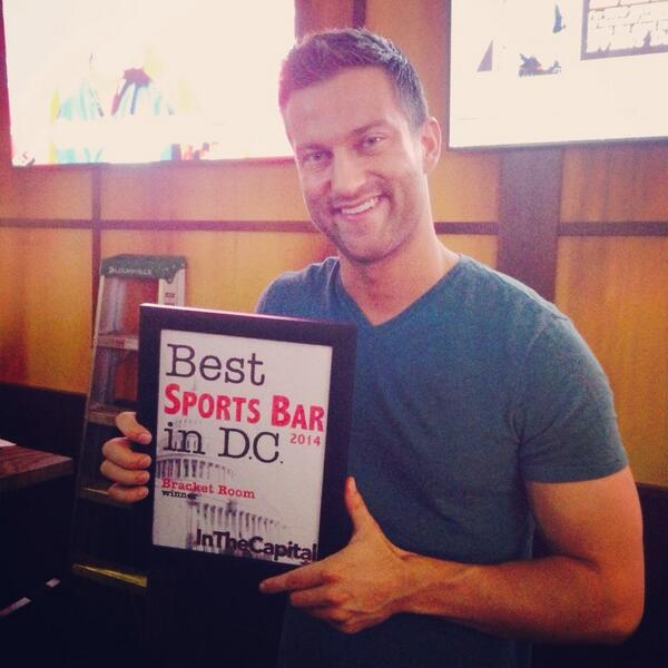 BiP Star Chris Bukowski Expands Sports Bar to Dulles, Reagan Airports