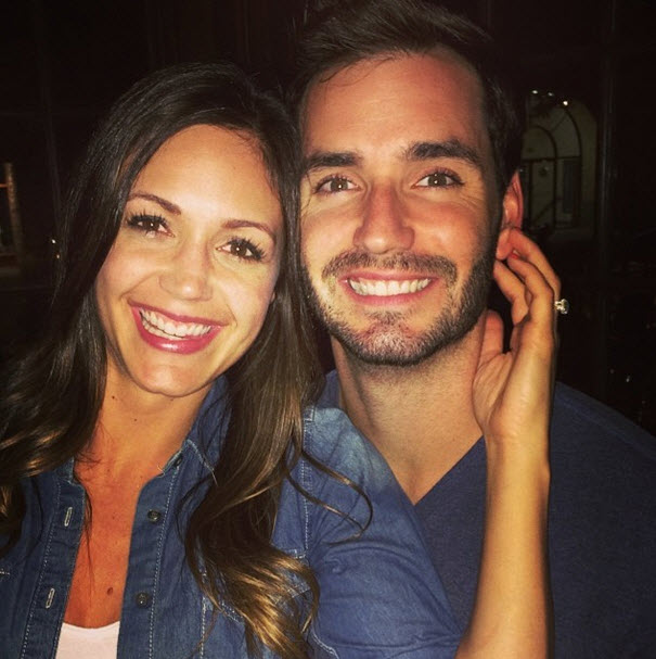 Desiree Hartsock and Chris Siegfried Share Wedding Details — Including the Date!