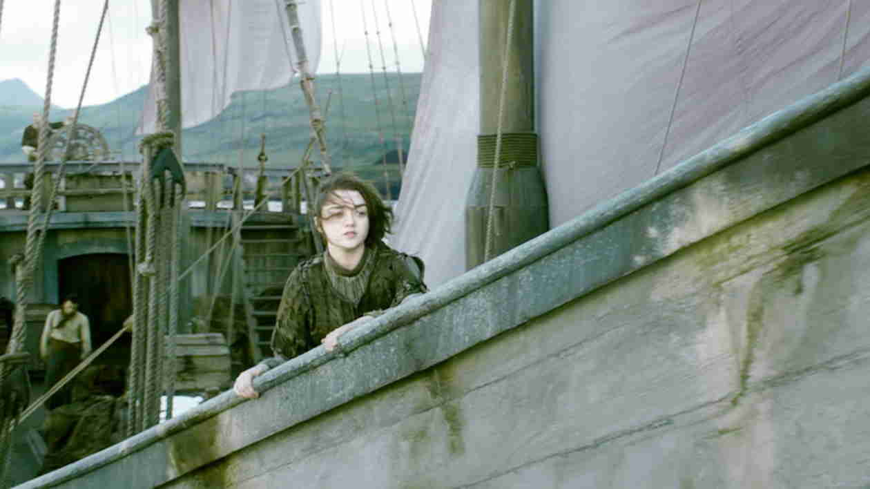 Game of Thrones Season 5: For the First Time, Arya Believes She'll Be Fine