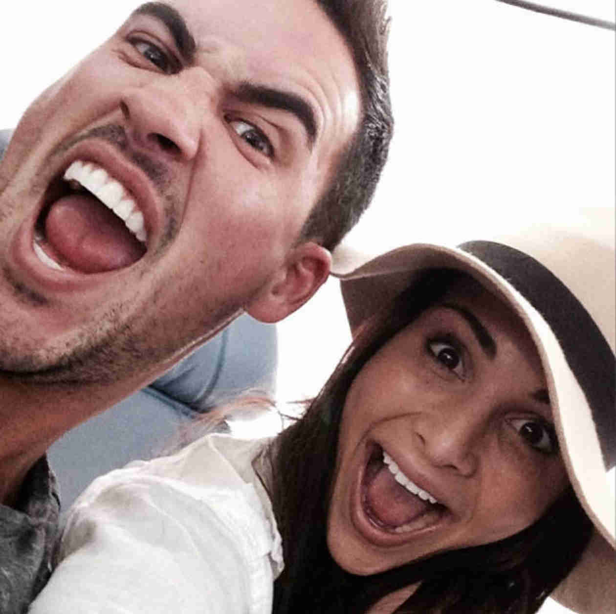 How Did Andi Dorfman and Josh Murray Spend Their First Weekend As a Public Couple?