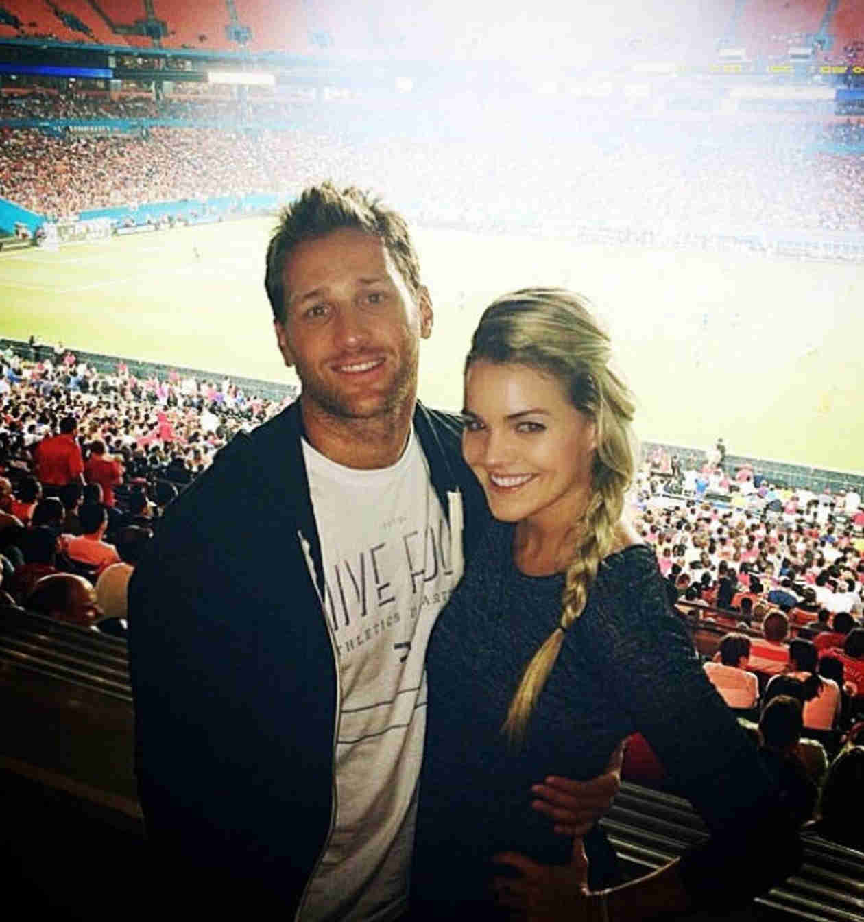"Juan Pablo Admits Relationship With Nikki Ferrell Has ""Ups and Downs"""