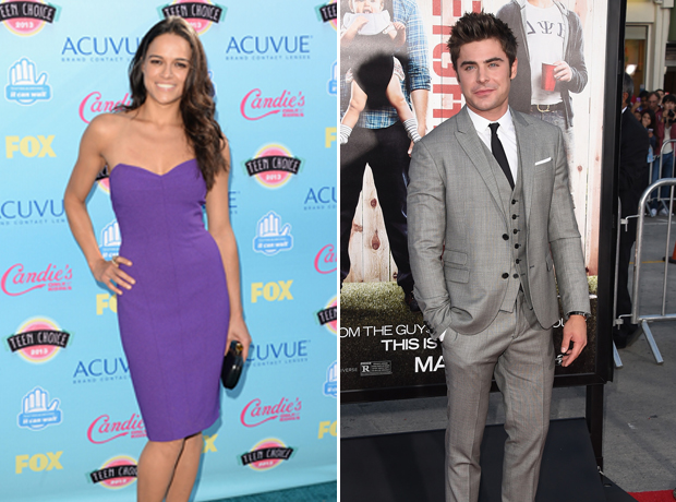 Zac Efron and Michelle Rodriguez Split After Summer Together