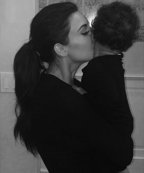 Kim Kardashian: North is Obsessed With My Beauty Routine!