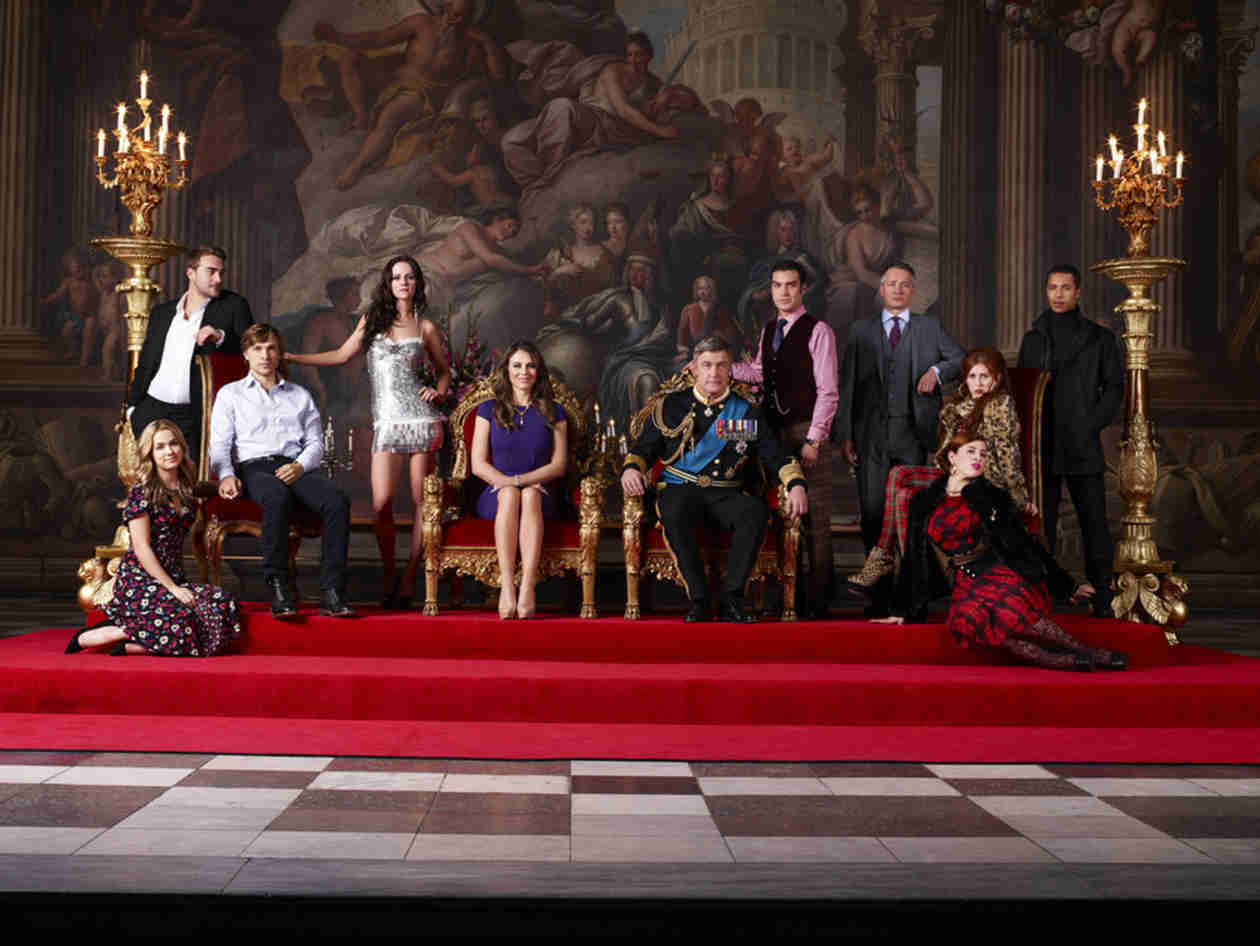 """E!'s The Royals Brings """"Sex, Drugs, and Rock 'N' Roll"""" to Windsor Castle"""