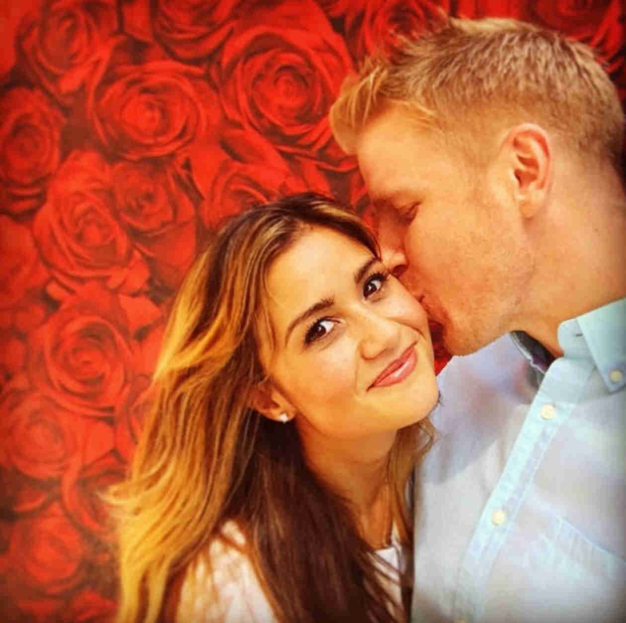 """Sean Lowe Gushes About Catherine: """"My Wife Is Hot and I'm in Love"""""""