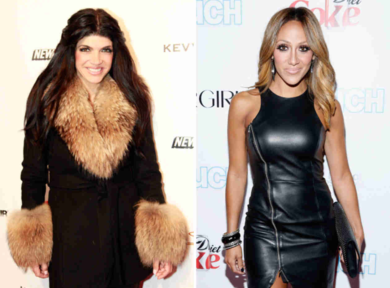 "Teresa  Giudice and Melissa Gorga's ""Date Night"" — They Really Are Friends Again! (VIDEO)"