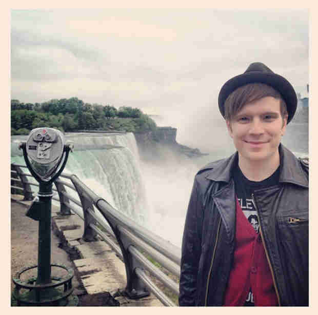 Fall Out Boy's Patrick Stump Is Going to Be a Father!