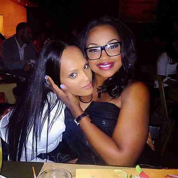 """Phaedra Parks Has """"Funtimes"""" With Friends Days Before Apollo Nida Is Expected to Head to Prison (PHOTOS)"""