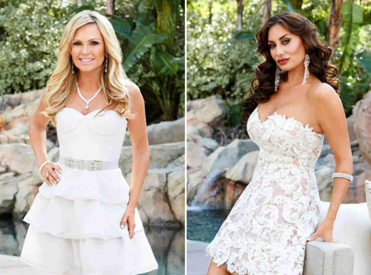 "Tamra Barney Says Lizzie Rovsek Has ""Unhealthy Obsession"" With Her"