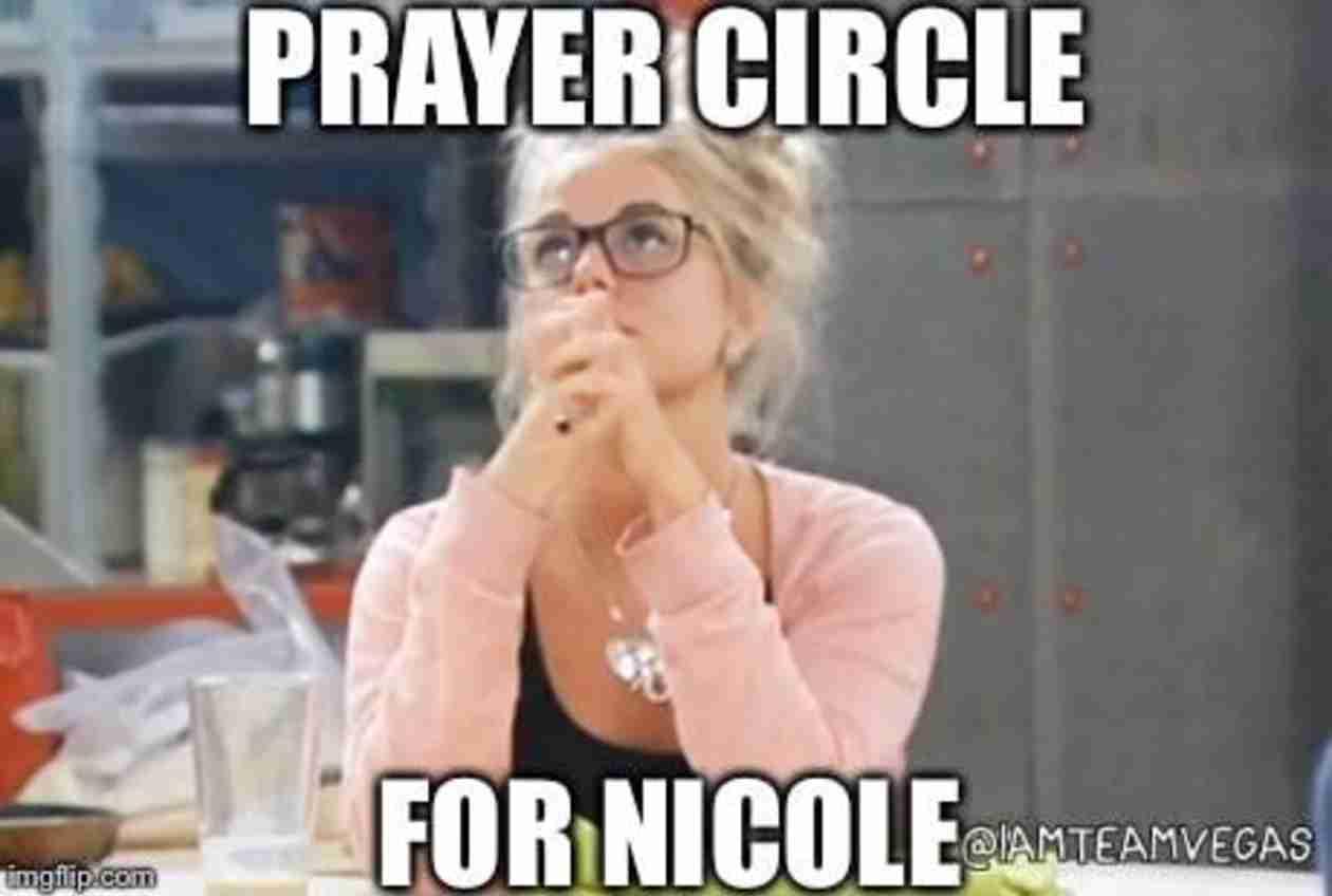 Big Brother 16 Week 10: Caleb HOH; Christine Won POV; Nicole, Victoria on Block; Nicole Evicted Second Time