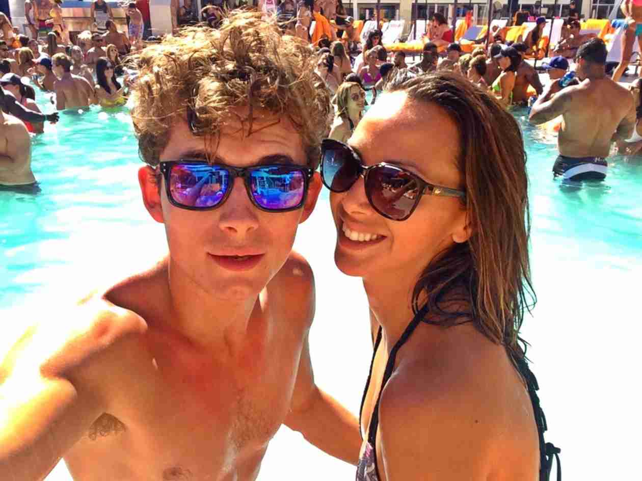 Kristen Doute and Boyfriend James Kennedy Vacation in Palm Springs (PHOTO)