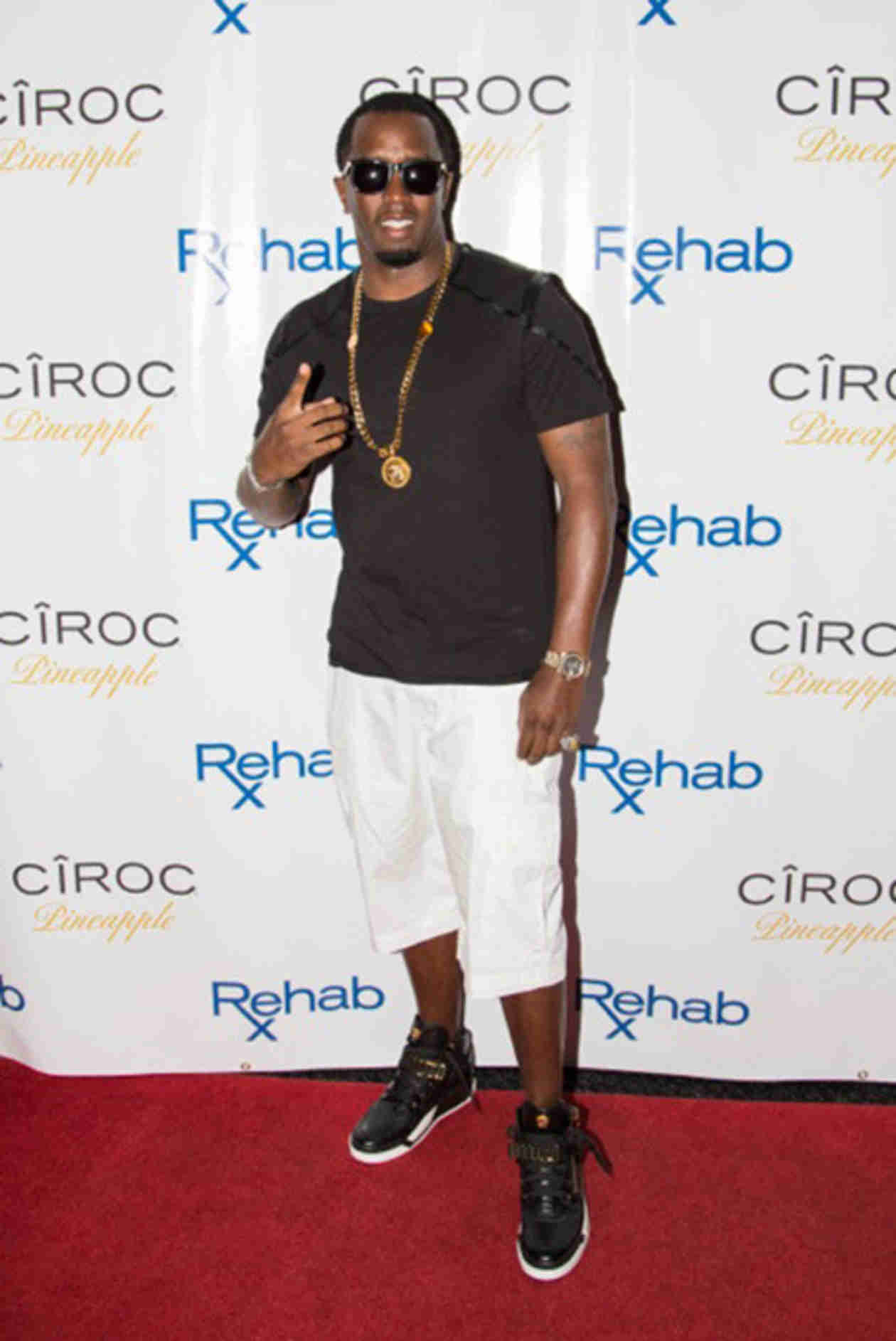 P. Diddy Parties It Up in Las Vegas For LDW — What Was He Celebrating?