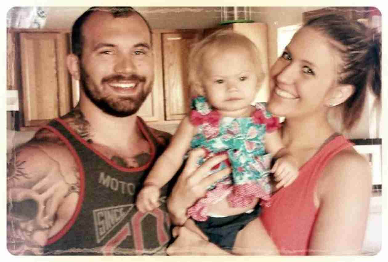 Adam Lind and Taylor Halbur Celebrate Their Daughter's First Birthday — Together!