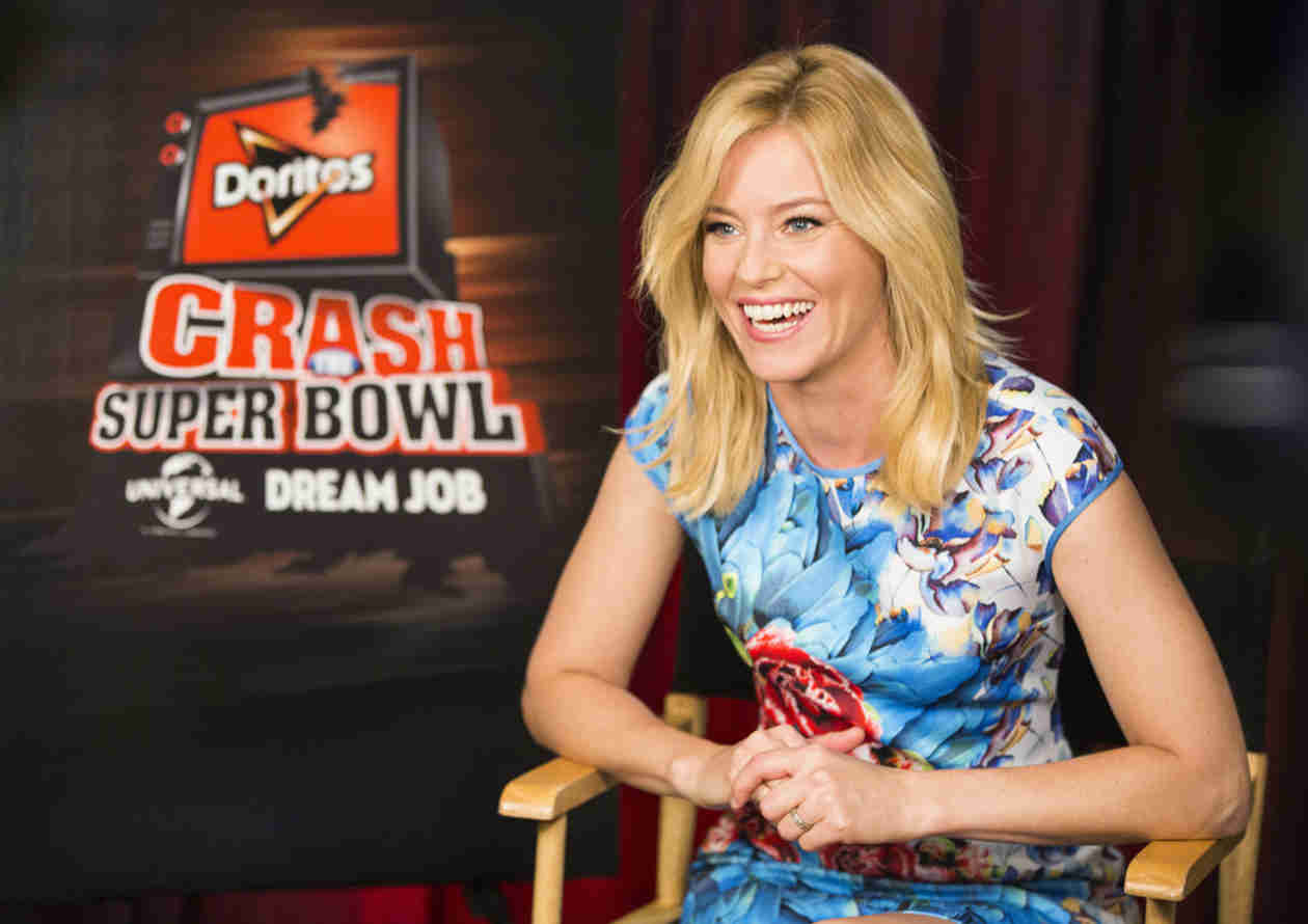 Elizabeth Banks Dishes on Pitch Perfect 2 and How to Win Your Dream Job With Doritos Crash the Super Bowl Challenge — Exclusive
