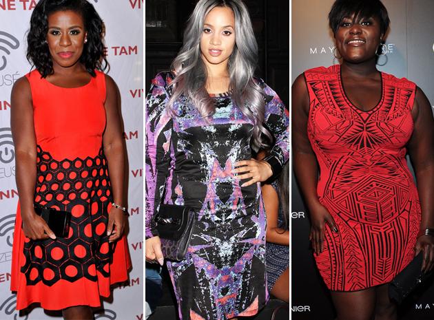 Orange is The New Black Fashion Week Orange is The New Black Stars