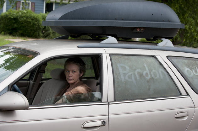 "The Walking Dead: Carol's Banishment and Return ""Will Be Felt Throughout"" Season 5"