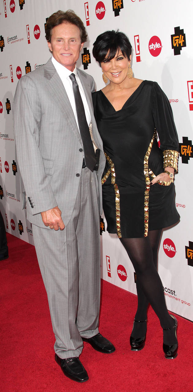 It's Officially Over — Kris Jenner Files For Divorce From Bruce Jenner (VIDEO)