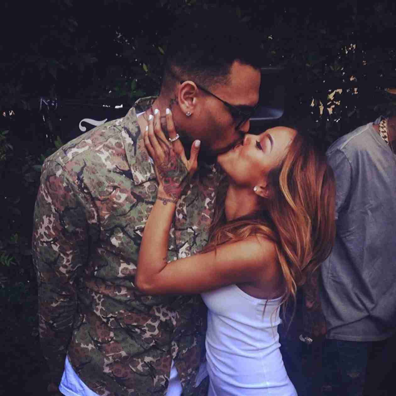 Chris Brown Wants to Have a Baby With Karrueche Tran? He Says… (VIDEO)