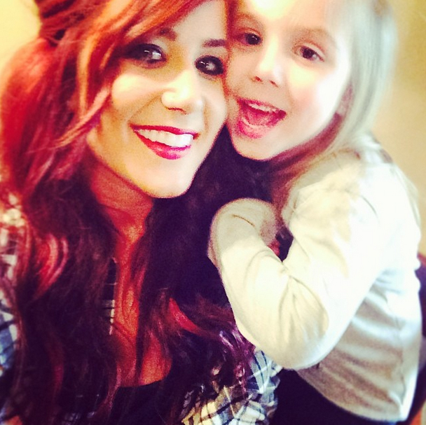 Chelsea Houska Looks Just Like Aubree in Childhood Pic! (PHOTO)
