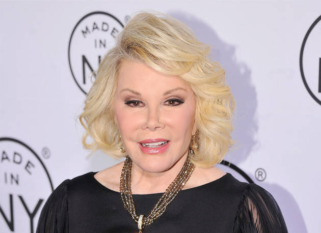 Joan Rivers Death: What Will Happen to E!'s Fashion Police? (VIDEO)