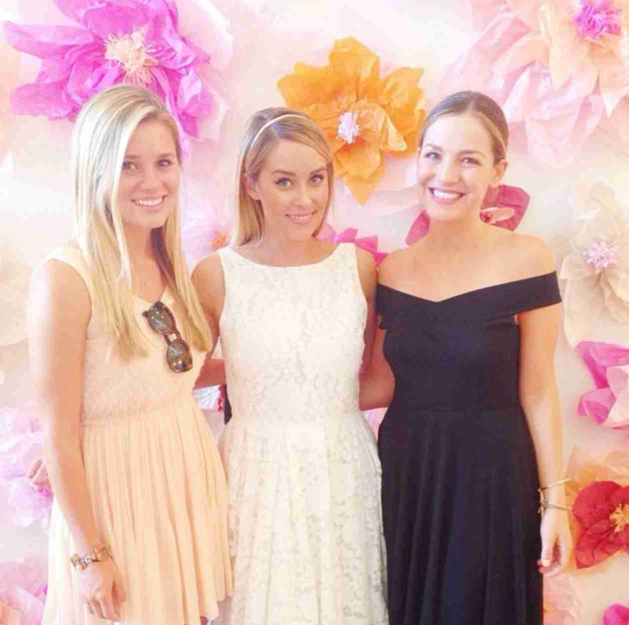 Lauren Conrad's Perfectly Pastel Bridal Shower —See The Photos Here!