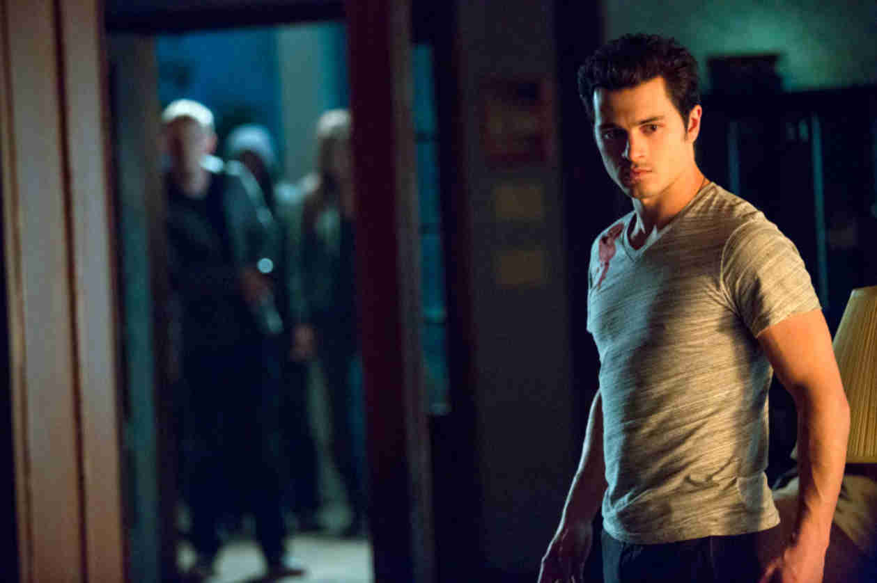 The Vampire Diaries Season 6: Is Enzo Going Shirtless ...