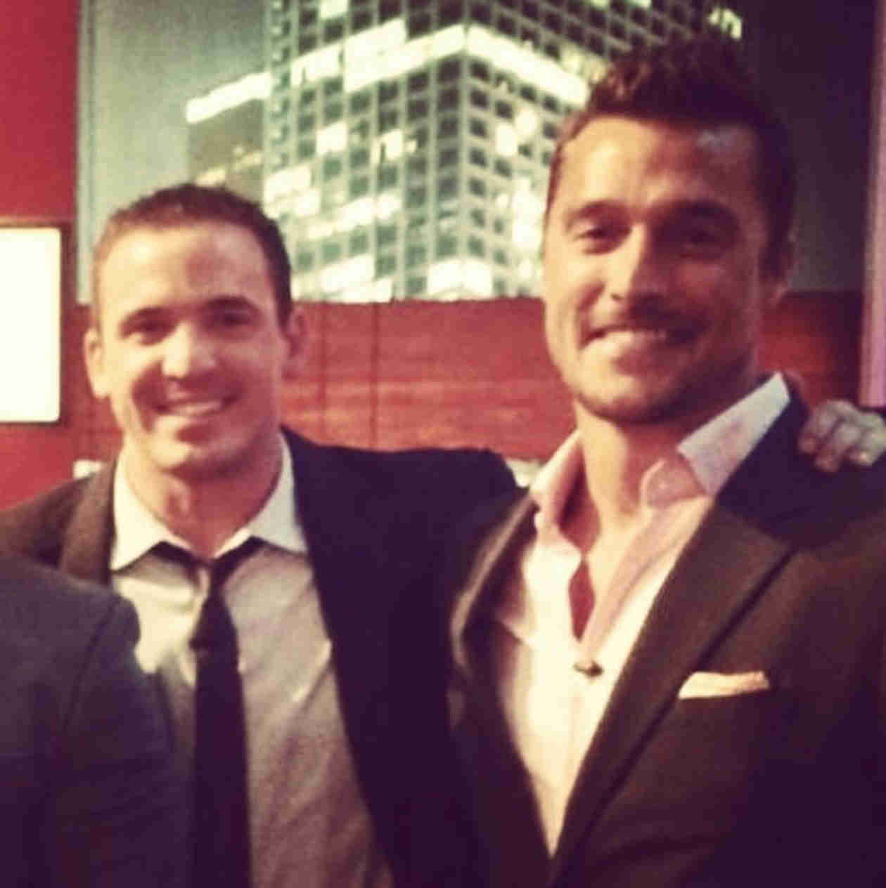 Brian Osborne's Tips For How to Win Over Bachelor 2015's Chris Soules