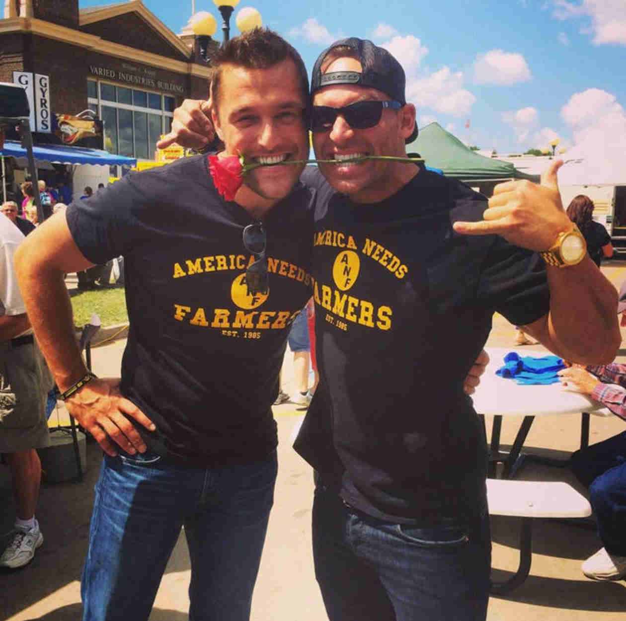 Cody Sattler Is Training Chris Soules to Get Fit For Bachelor 2015!