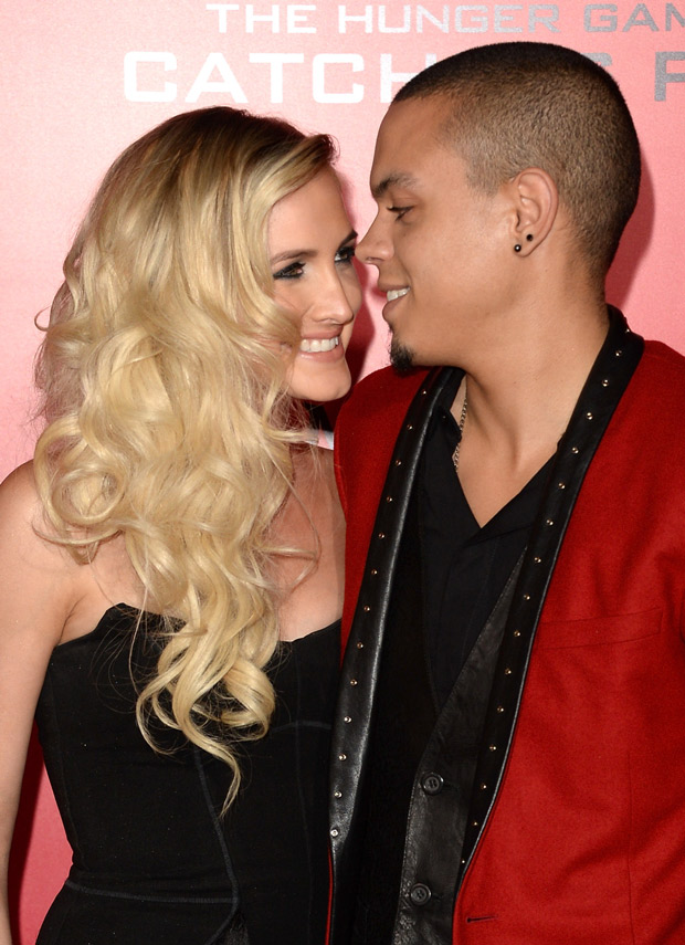 Ashlee Simpson Marries Evan Ross at Diana Ross's Connecticut Home (VIDEO)