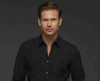 Matt Davis as Alaric Saltzman in Season 6