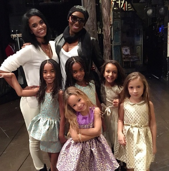 How Many Kids Does Kim Porter Have