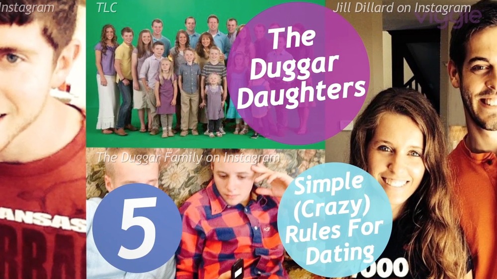 John And Abbie Duggar Had Different Courting Rules