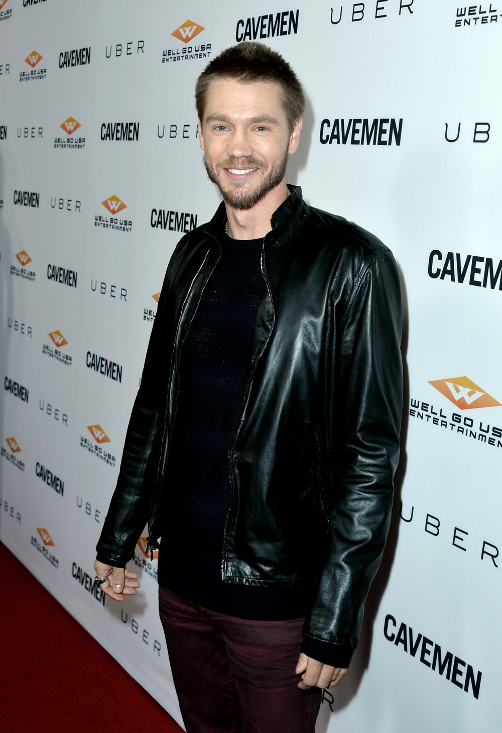 "Chad Michael Murray Referred to His Unborn Child as His ""Son"""