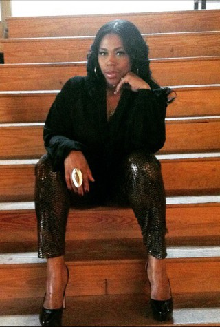 R&B Divas Atlanta Star Nicci Gilbert