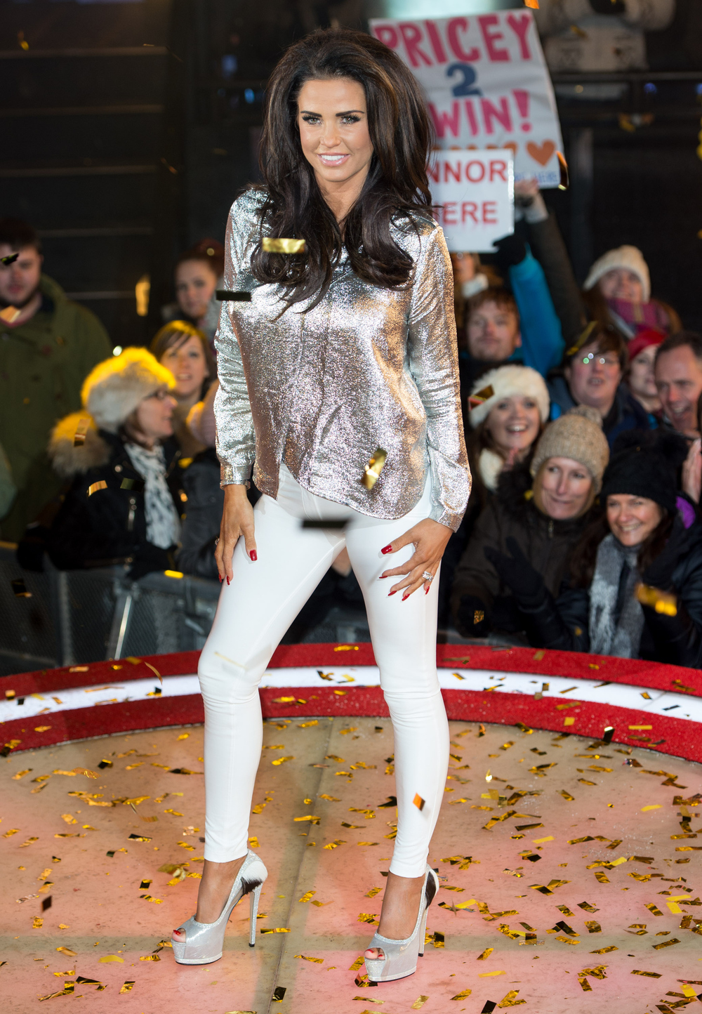 Celebrity Big Brother Series 15: Katie Price Wins!