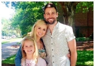 Emily Maynard and Her Family