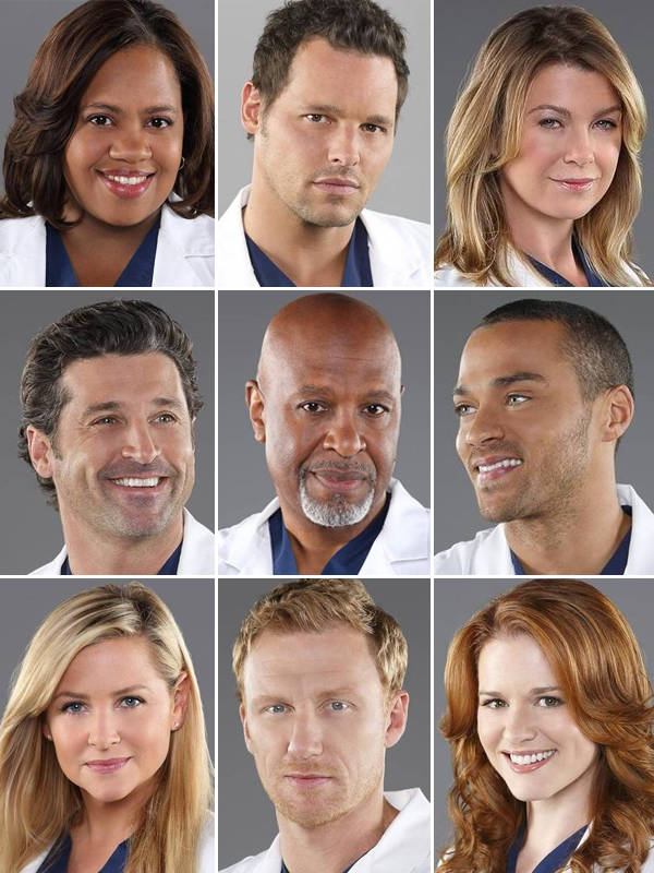 Greys Anatomy Tv Series 2005 Imdb Html Autos Weblog