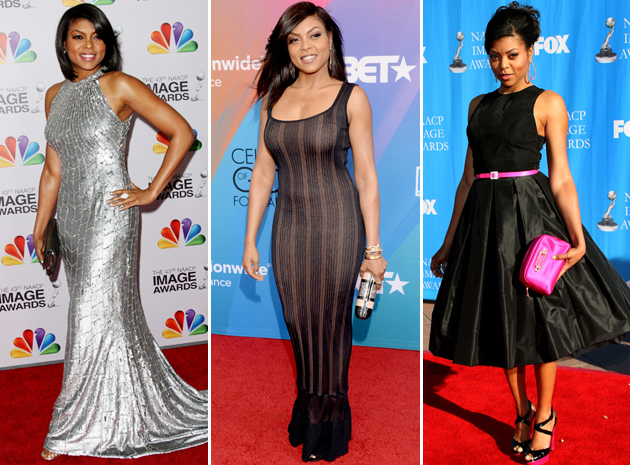 Taraji P Henson S Best Award Show Dresses Ever