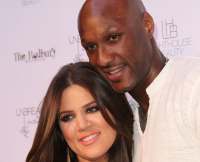 "Khloe Kardashian Odom And Lamar Odom's ""Unbreakable"" Fragrance Launch"
