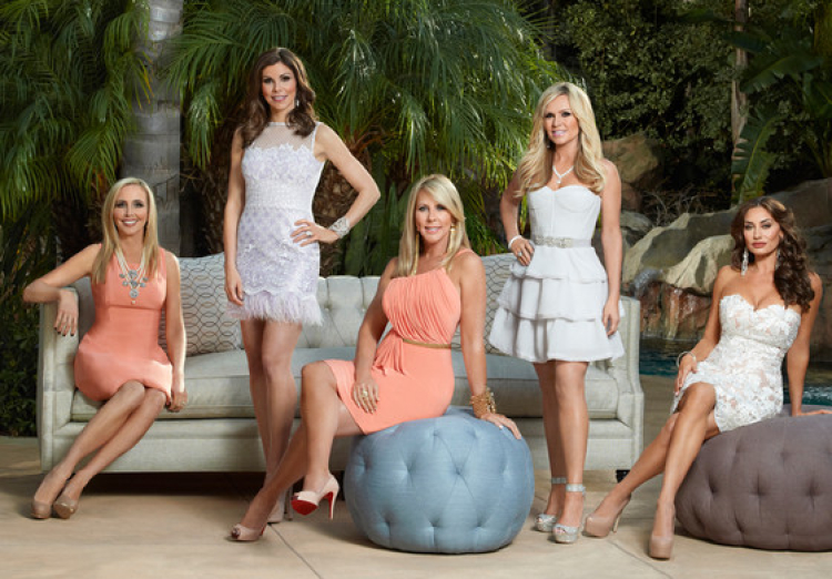 Real Housewives of Orange County Season 9 Cast