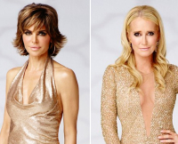 Lisa Rinna and Kim Richards on The Real Housewives of Beverly Hills Season 5