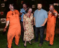 """The Walking Dead"" 10th Anniversary Celebration Event At Comic-Con 2013 - Arrivals"