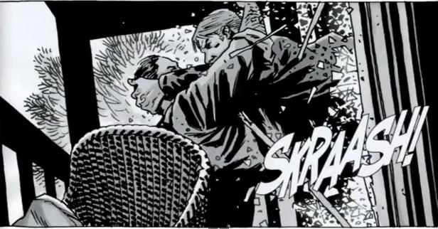 """Walking Dead Season 5 Episode 15 Recap: Rick Goes Full Shane, Michonne Wins """"Try"""" By a Knockout"""