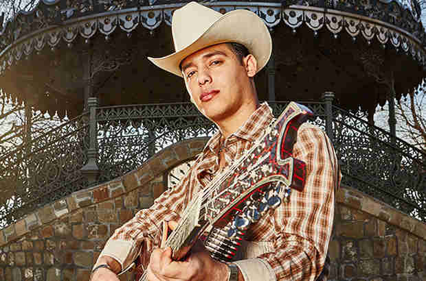Ariel Camacho, a 22-Year-Old Mexican Singer, Dead in Car Accident
