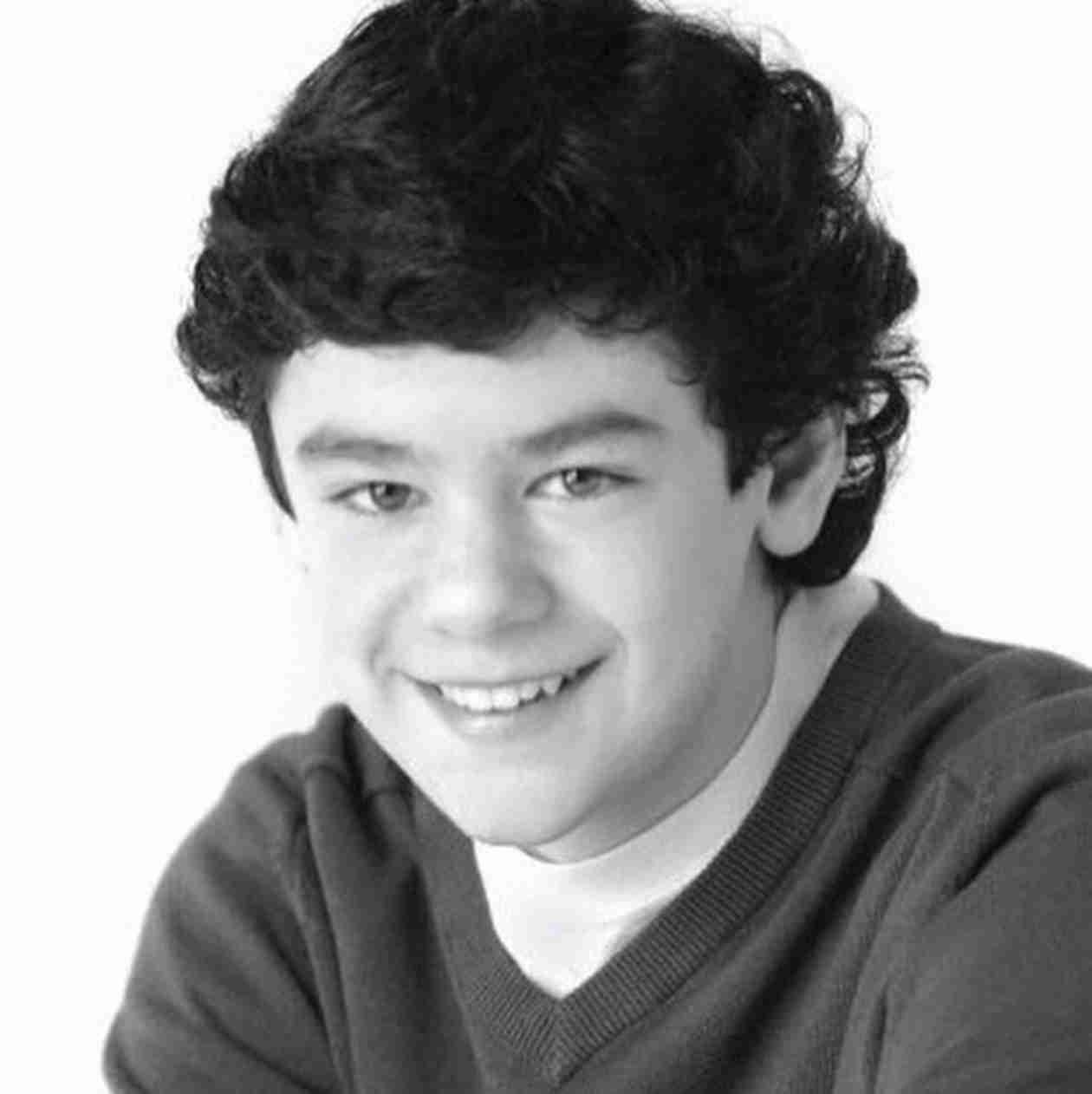 Brendan Robinson at 12 Years Old: Adorable Photo!