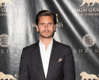 Scott Disick Hosts Shrine 5 Year Anniversary